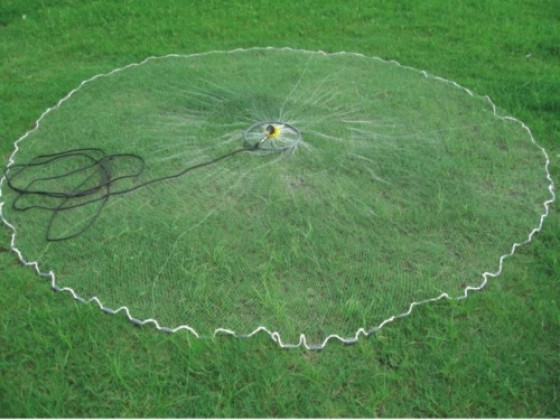 Cast net cast net welcome to hiking plastics co ltd for Commercial fishing nets for sale